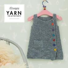 Scheepjes YARN The After Party 113 - Cute As A Button Pinafore