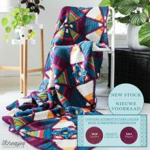 Neuer Vorrat Royal Garden Blanket Kit: Colour Crafter