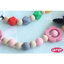 Accessoires für Silikon Schnullerketten von Opry