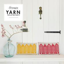 YARN The After Party 80: Canal Houses Cushion
