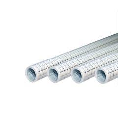 Schnittmusterpapier Raster 0,8x15m - 20Stk
