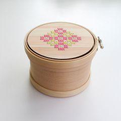 Cohana Magewappa Nähbox Stickring 12cm - 1Stk