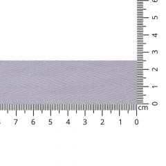 Nahtband Baumwolle 25mm - 50m