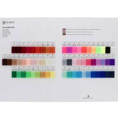 Farbkarte Tüllband - 1Stk