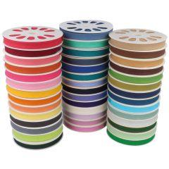 Dox Schrägband Sortiment Baumwolle 12mm - 10x20m - 1Stk