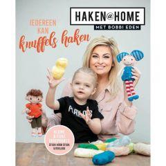 Haken @ home iedereen kan knuffels haken - Bobbi Eden - 1Stk
