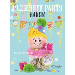 Bizzybee party haken - Klaske van der Bij - 1Stk