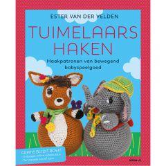 Tuimelaars haken - Ester van der Velden - 1Stk