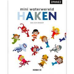 Mini waterwereld haken - Bas den Braver - 1Stk