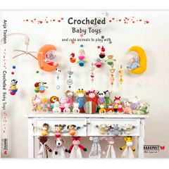 Crocheted baby toys - Anja Toonen - 1Stk