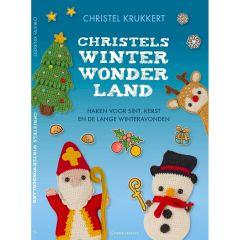 Christels winterwonderland - Christel Krukkert - 1Stk