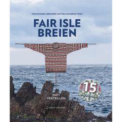 Fair Isle breien - Mati Ventrillon - 1Stk