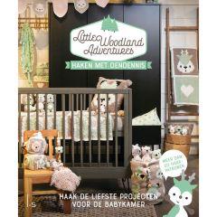 Little woodlands adventures haken - DenDennis - 1Stk