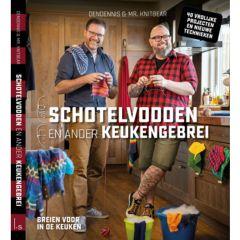Schotelvodden - DenDennis und Mr. Knitbear - 1Stk