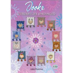 Jookz sterrenbeelden wandhangers - Joke Postma - 1Stk