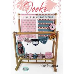 Jookz jungle haak bookazine - Joke Postma - 1Stk