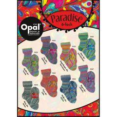 Opal Paradise 6-fach Sort. 4x150g - 8 Farben - 1Stk