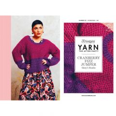 YARN The After Party Nr.122 Cranberry Fizz Jumper - 20Stk