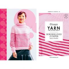 YARN The After Party Nr.128 Borderlines Jumper - 20Stk