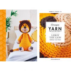 YARN The After Party nr.131 Leroy The Lion - 20Stk