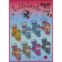Opal Lifestyle Sortiment 4x150g - 8 Farben - 1Stk