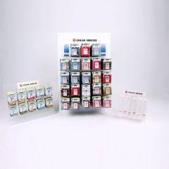 Organ Needles Verkaufsdisplay für 23 Sorten - 1Stk