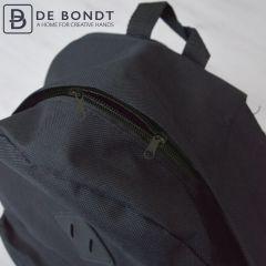 Reißverschluss Rucksack mit zwei Schiebern 60cm - 5Stk