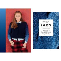 YARN The After Party Nr.93 Hip Dip Cardigan - 20Stk