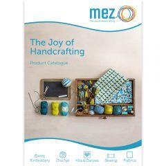 MEZ Produktkatalog 2020 - The Joy of Handcrafting  - 1Stk