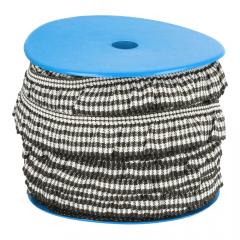 Nylon Elastik-Rüschenspitze 20mm - 40m