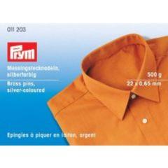 Prym Stecknadeln Nr.101 0,65x22mm silber - 1Stk