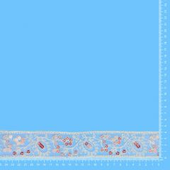 Tulle ribbon sequined 42mm - 9,2m - 0119