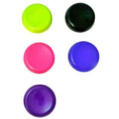Stecknadel-Magnet rund - Sortiment