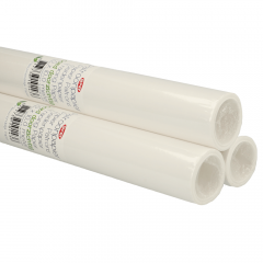 Schnittmusterpapier Blanco Rolle - 10m - 40Stk