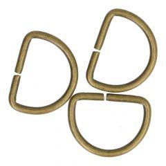 D-Ringe 20mm - 50 Stück