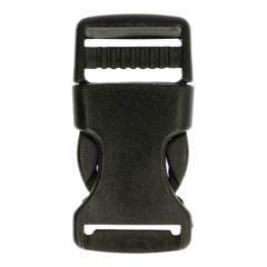 Steckschnalle 2cm - 10 Stück
