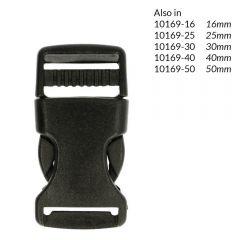 Steckschnalle 20mm - 10Stk