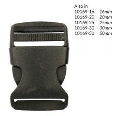 Steckschnalle 40mm - 10Stk