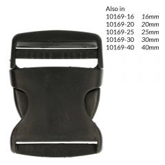 Steckschnalle 50mm - 5Stk