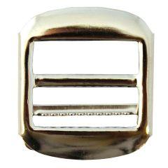 Westen Schnallen - 20 Stück - nickel