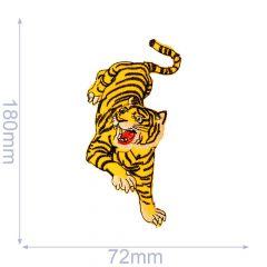 Applikation Tiger - 5Stk