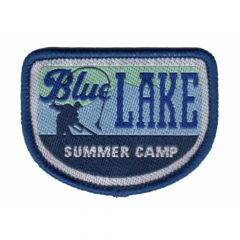 HKM Applikation Blue Lake Summer Camp - 5Stk