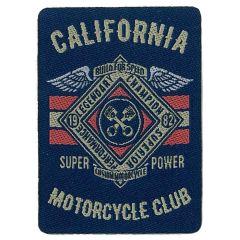HKM Applikation California Motorcycle Club - 5Stk