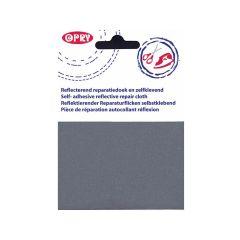Opry Reparatur-Flicken reflektierend selbstklebend - 5 Stück
