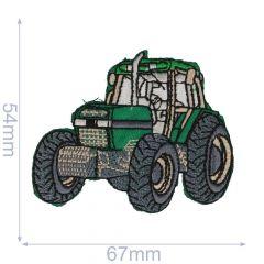 Applikation Traktor  - 5 Stück