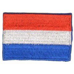 HKM Applikation niederländische Flagge - 5Stk
