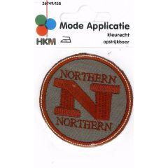 HKM Applikation Northern - 5Stk