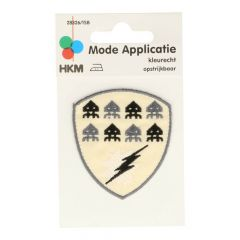 HKM Applikation Blitz - 5Stk