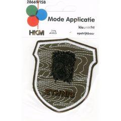 HKM Applikation Ethnic - 5Stk