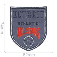 Applikation Detroit - 5 Stück